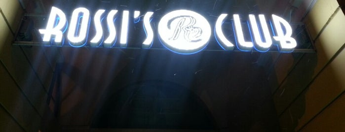Rossi's Club is one of rusya.