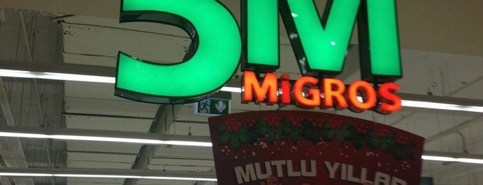 5M Migros is one of Esay 님이 좋아한 장소.