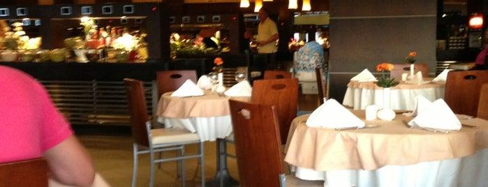 Zen Restaurant Limak Lara De Luxe is one of Antalya-Lara.