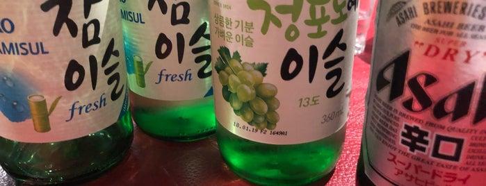 Korea Restaurant is one of Lieux qui ont plu à Nick.
