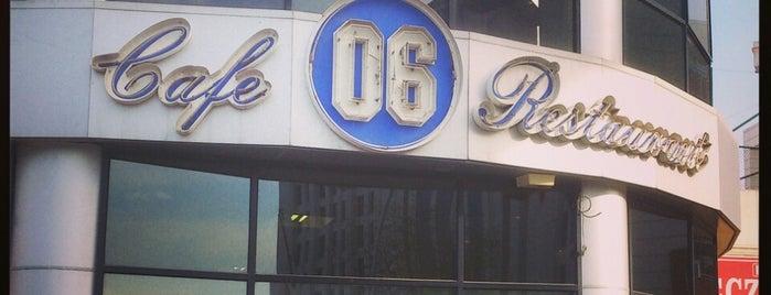 06 Cafe is one of Gurme 님이 좋아한 장소.