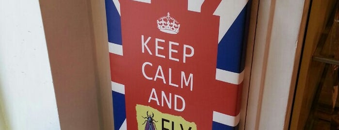 Fly London is one of Funky London.