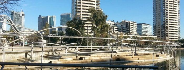 Parque de Diagonal Mar is one of Nens - Niños.