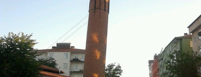 Eğri Minare is one of Adana Yolu.