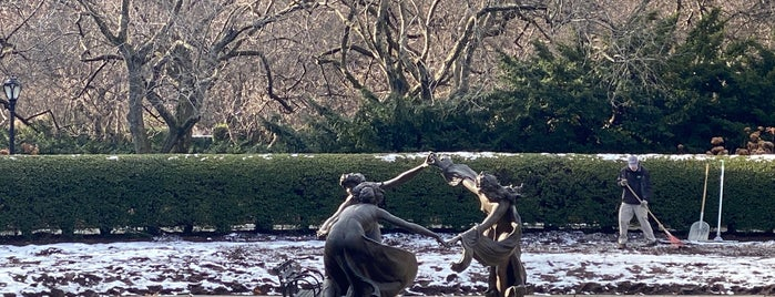 Three Dancing Maidens is one of The Great Outdoors NY.