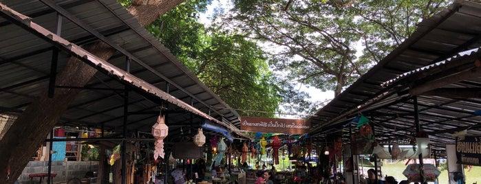ตลาดต้าน้ำโบราณบ้านต้นตาล is one of ลพบุรี สระบุรี.