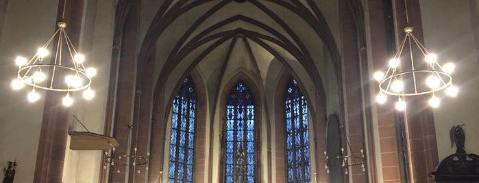 Deutschordenkirche is one of Europe 5.