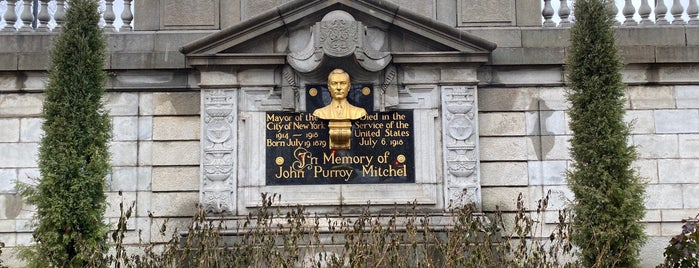 John Purroy Mitchel Memorial is one of Kimmieさんのお気に入りスポット.