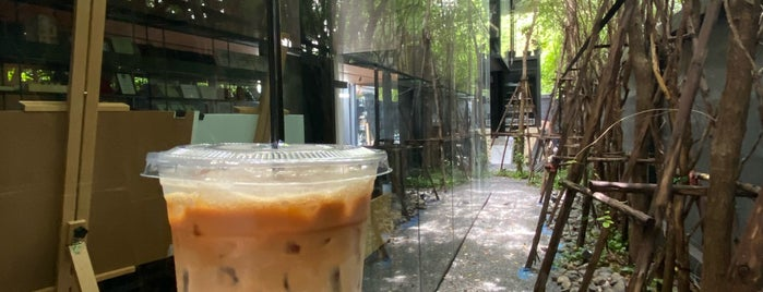 Modernism Café is one of 07_ตามรอย_coffee.