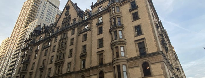 The Dakota is one of NYC—Favorites for Tourists★.