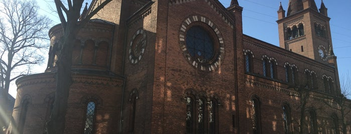 Sankt Pauls Kirke is one of Around The World: Europe 1.