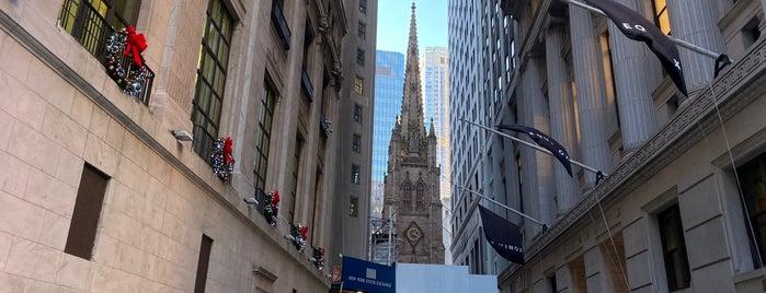 Wall Street Walks is one of NYC.