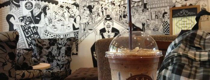Bean Around Café is one of Gespeicherte Orte von Polina.
