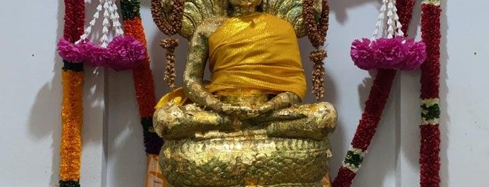 Wat Choeng Tha is one of ลพบุรี สระบุรี.