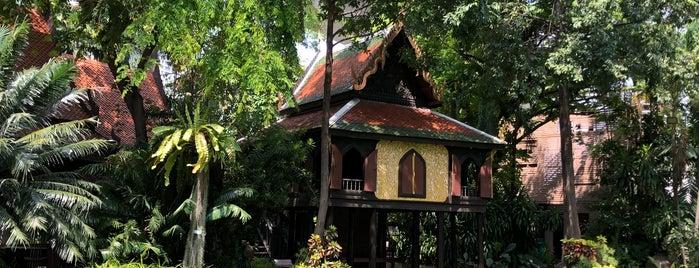 Suan Pakkad Palace is one of Around Bangkok | ตะลอนทัวร์รอบกรุงฯ.