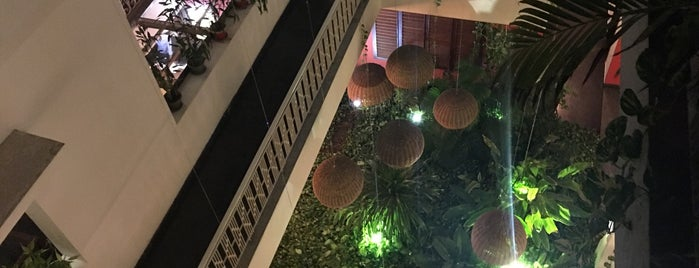 Teahouse Asian Urban Hotel is one of PHOMN PENH.