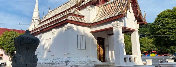 Wat Kawi Sararam Ratcha Worawihan is one of ลพบุรี สระบุรี.