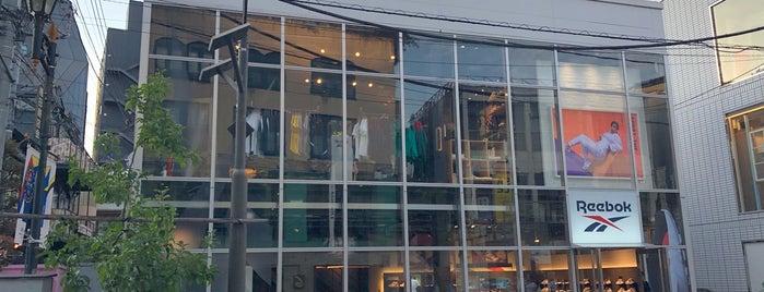 Reebok CLASSIC Store Harajuku is one of Shops Tokyo.