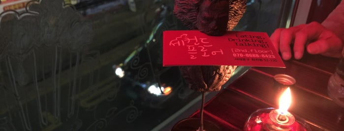 2nd Floor is one of 상수 혹은 합정 그리고 망원.