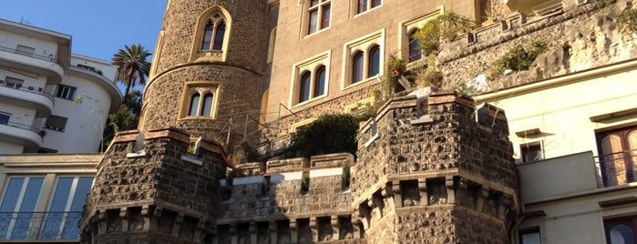 Castello Aselmeyer is one of NAPLES - ITALY.