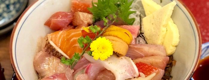 Ishinomaki Grill & Sake is one of Andrewさんのお気に入りスポット.