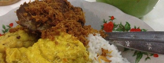 """Rumah Makan Betawie """"Tenda Biru"""" is one of Food!!."""