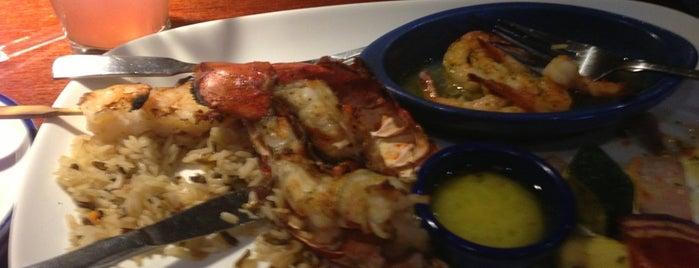 Red Lobster is one of Kamara : понравившиеся места.
