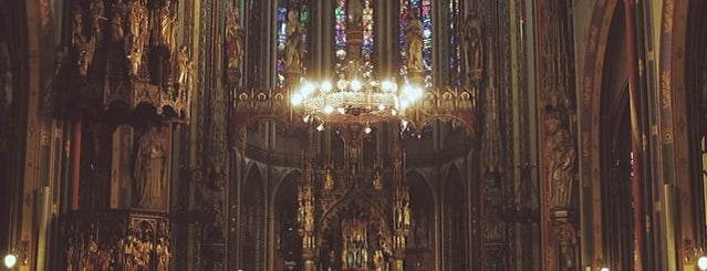 "Rooms-Katholieke Kerk ""De Krijtberg"" is one of Netherlands."