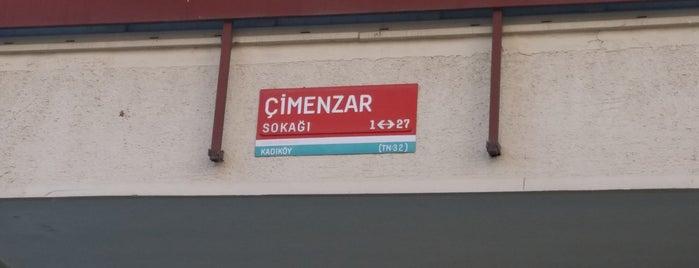 Çemenzar is one of Miraç'ın Beğendiği Mekanlar.