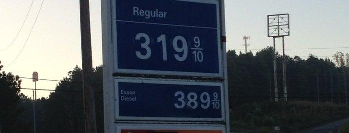 Exxon is one of Daron'un Beğendiği Mekanlar.