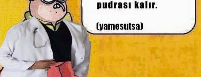 Dis Hekimi Suat Harputlu is one of Vazgeçilmez adreslerim.