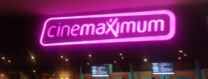 Cinemaximum is one of Şule 님이 저장한 장소.