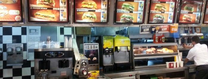 Burger King is one of Oguz : понравившиеся места.