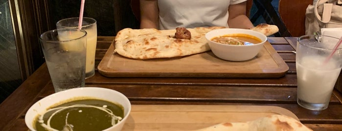 Tandoor Kitchen Nobby's is one of TOKYO-TOYO-CURRY 4.
