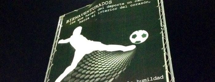 Deportivo Cumbres is one of Tempat yang Disimpan Marielen.