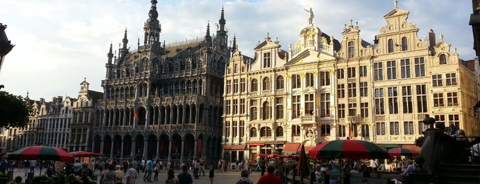Grand Place / Grote Markt is one of Faves.