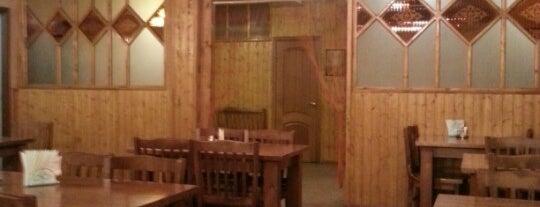 "Кафе ""Старый дворик"" is one of Съедобные места Серпухова."