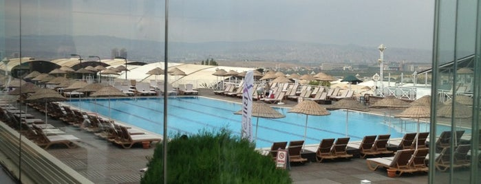 Salus is one of Must-Visit ... Ankara.