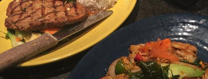 THEP Thai Restaurant is one of Mark : понравившиеся места.