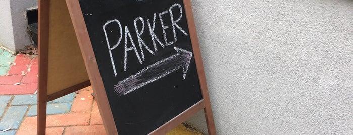 Parker Coffee is one of Kahve Molası ☕️.