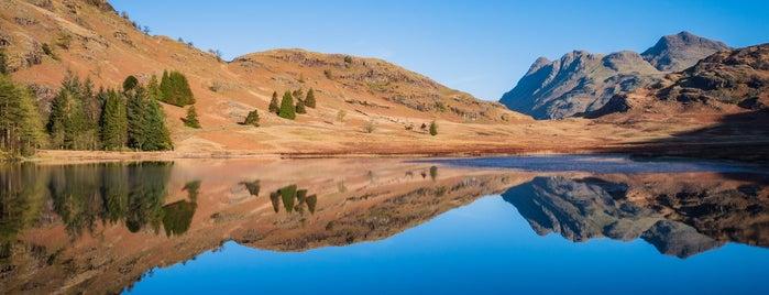 Blea Tarn is one of Tempat yang Disukai Tristan.