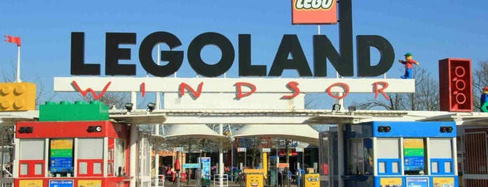 LEGOLAND Windsor Resort is one of London.