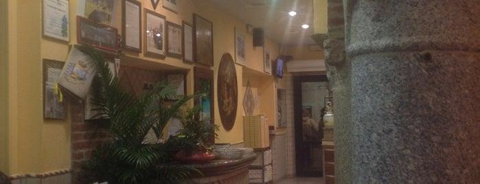 Pizzeria Marechiaro is one of virgo.