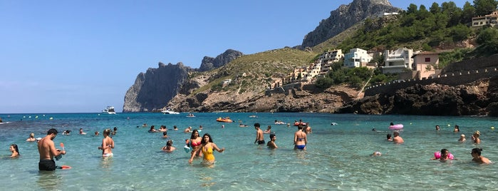 Cala Molins is one of Mallorca.