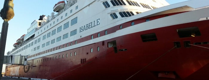 Tallink M/S Isabelle is one of Posti che sono piaciuti a Birbahar.