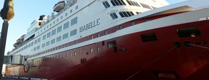 Tallink M/S Isabelle is one of Orte, die Birbahar gefallen.
