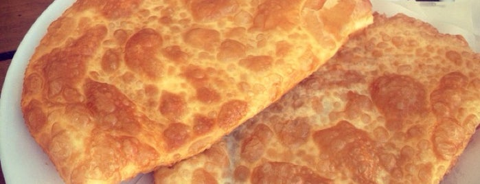 Kırım Çiğ Börek Mantı is one of İZMİR EATING AND DRINKING GUIDE.