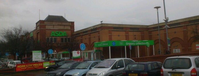 Asda is one of Lieux qui ont plu à Vincent.