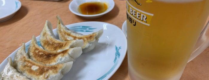 珍來 越谷店 is one of 埼玉のラーメン.