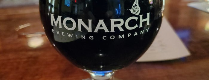 Monarch Brewing Company is one of ICBG Passport 2019.
